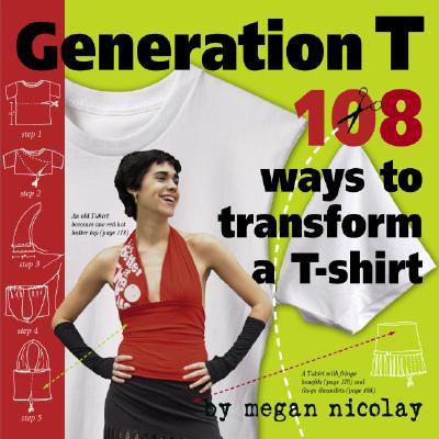Generation T By Nicolay, Megan